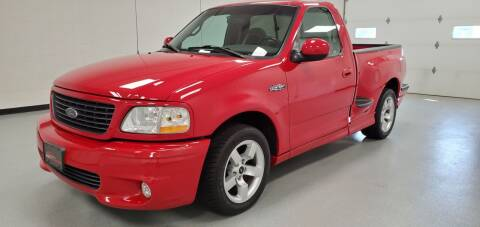 2001 Ford F-150 SVT Lightning for sale at 920 Automotive in Watertown WI