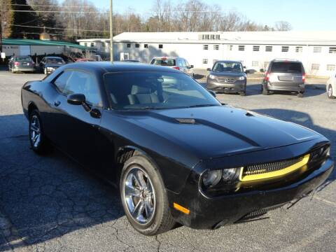 2011 Dodge Challenger for sale at HAPPY TRAILS AUTO SALES LLC in Taylors SC