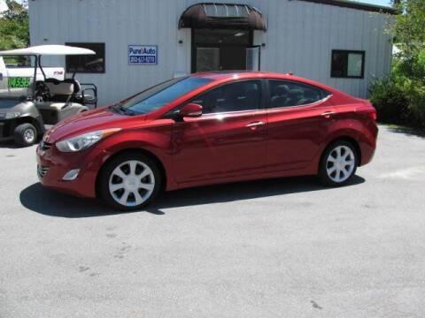 2011 Hyundai Elantra for sale at Pure 1 Auto in New Bern NC