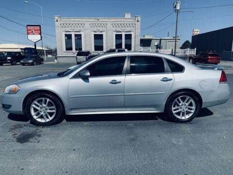 2011 Chevrolet Impala for sale at SCOTTIES AUTO SALES in Billings MT