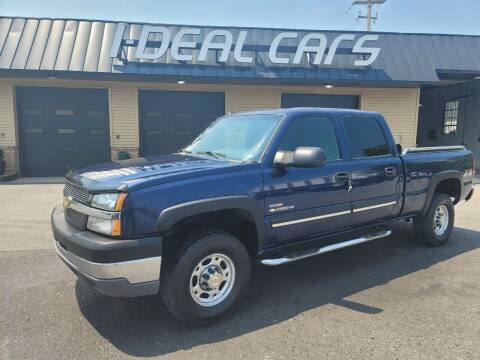 2004 Chevrolet Silverado 2500HD for sale at I-Deal Cars in Harrisburg PA