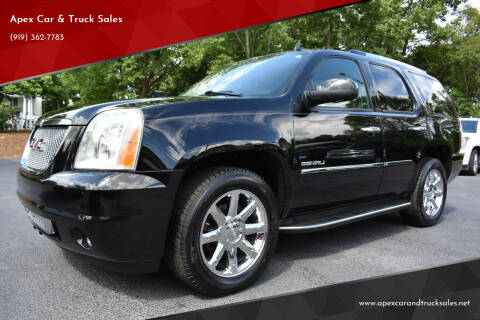2014 GMC Yukon for sale at Apex Car & Truck Sales in Apex NC