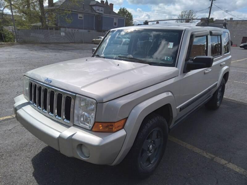 2009 Jeep Commander for sale in Massillon, OH