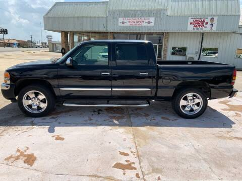 2007 GMC Sierra 1500 Classic for sale at Uncle Ronnie's Auto LLC in Houma LA