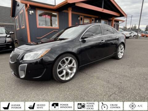 2013 Buick Regal for sale at Sabeti Motors in Tacoma WA