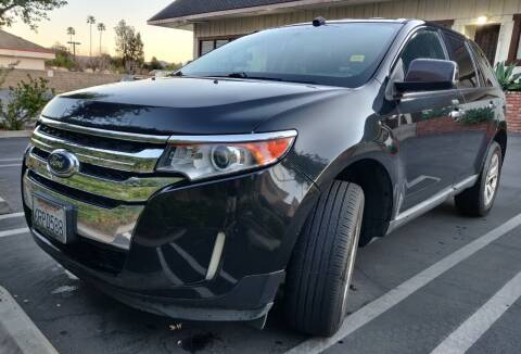 2011 Ford Edge for sale at Apollo Auto El Monte in El Monte CA