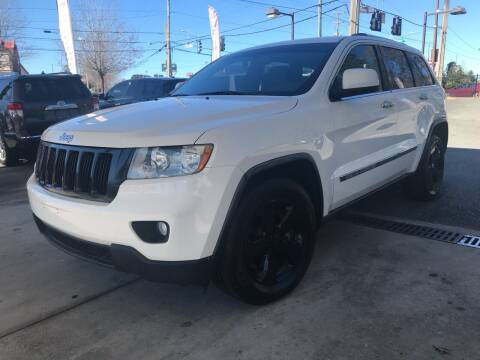 2012 Jeep Grand Cherokee for sale at Michael's Imports in Tallahassee FL