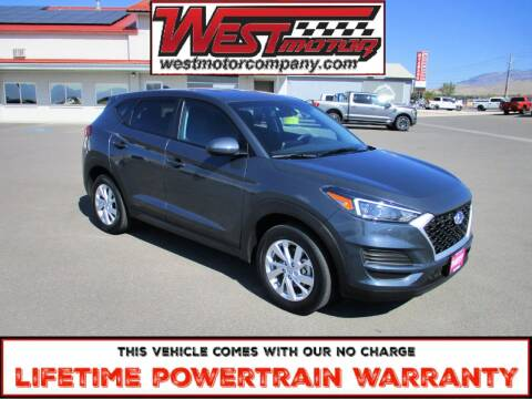 2019 Hyundai Tucson for sale at West Motor Company in Hyde Park UT