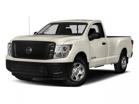 2017 Nissan Titan for sale at Jeff D'Ambrosio Auto Group in Downingtown PA