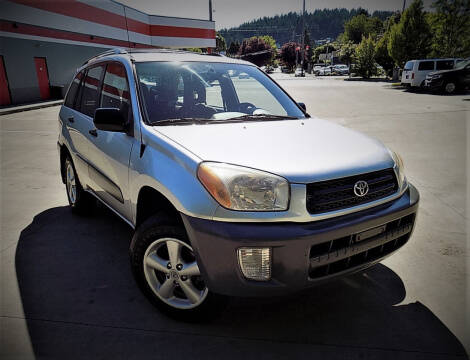 2001 Toyota RAV4 for sale at A1 Group Inc in Portland OR