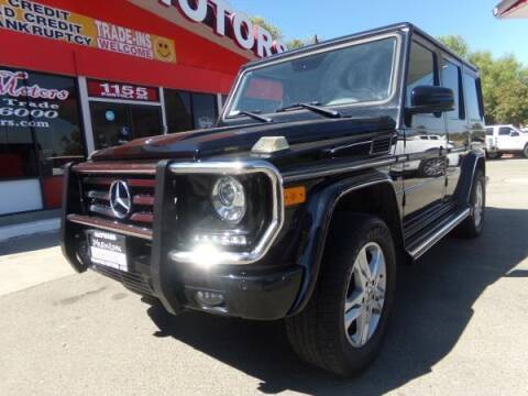 2014 Mercedes-Benz G-Class for sale at Phantom Motors in Livermore CA