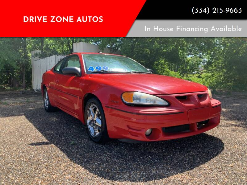 2004 Pontiac Grand Am for sale at DRIVE ZONE AUTOS in Montgomery AL