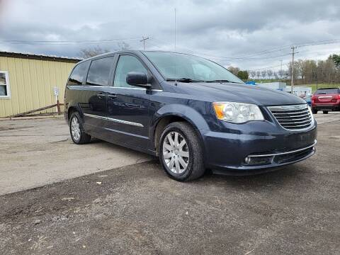 2013 Chrysler Town and Country for sale at GLOVECARS.COM LLC in Johnstown NY