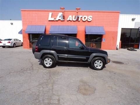 2005 Jeep Liberty for sale at L A AUTOS in Omaha NE