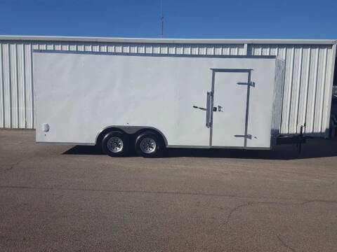 2021 SALVATION 8x20 Cargo Trailer for sale at Longhorn Motors in Belton TX