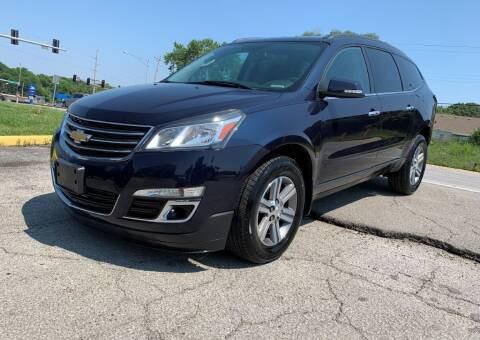 2015 Chevrolet Traverse for sale at InstaCar LLC in Independence MO