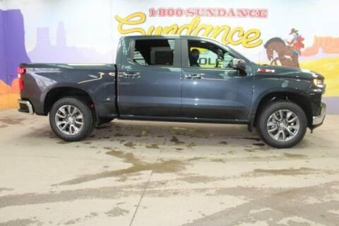 2021 Chevrolet Silverado 1500 for sale at Sundance Chevrolet in Grand Ledge MI