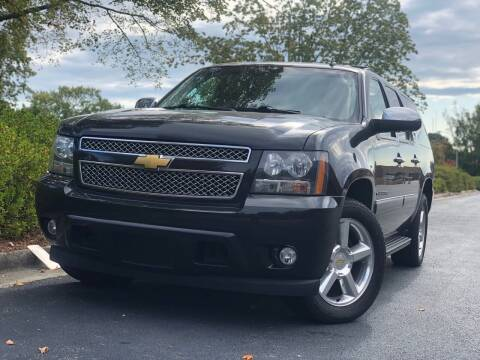 2013 Chevrolet Suburban for sale at William D Auto Sales in Norcross GA