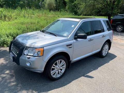2010 Land Rover LR2 for sale at Crazy Cars Auto Sale in Jersey City NJ