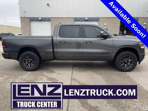 2020 RAM Ram Pickup 1500 for sale at LENZ TRUCK CENTER in Fond Du Lac WI