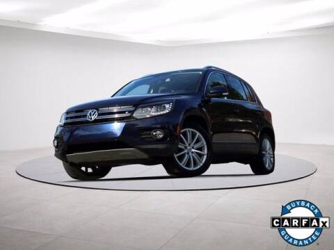 2016 Volkswagen Tiguan for sale at Carma Auto Group in Duluth GA
