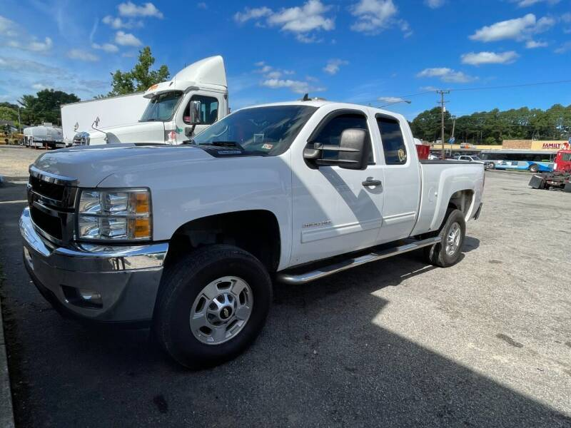 2012 Chevrolet Silverado 2500HD for sale at West Truck Sales & Service, Inc. in Chesapeake VA