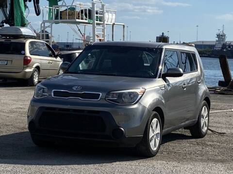 2014 Kia Soul for sale at Pioneers Auto Broker in Tampa FL