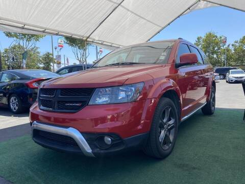2015 Dodge Journey for sale at San Jose Auto Outlet in San Jose CA