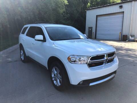 2012 Dodge Durango for sale at Divine Auto Sales LLC in Omaha NE