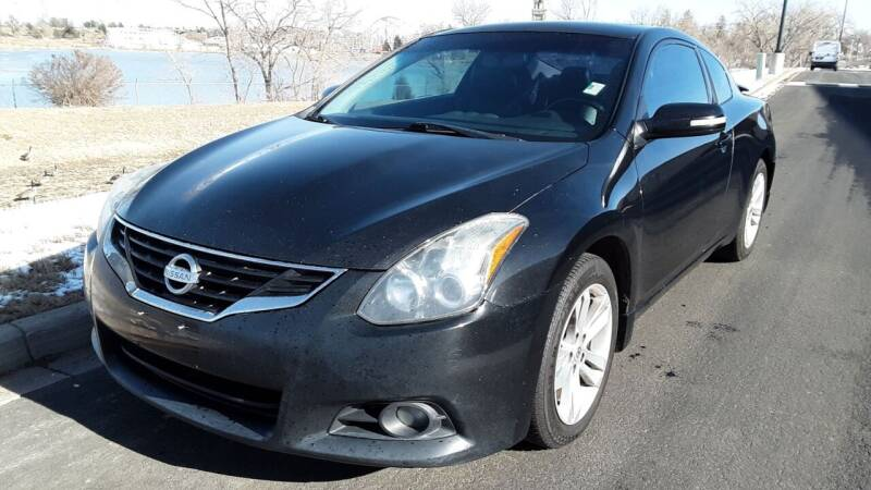 2012 Nissan Altima for sale at Macks Auto Sales LLC in Arvada CO