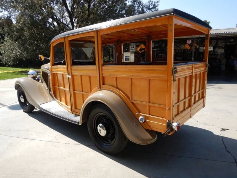 1934 Ford woody  - Los Angeles CA