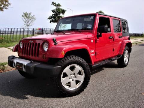 2010 Jeep Wrangler Unlimited for sale at Cars Trader in Brooklyn NY