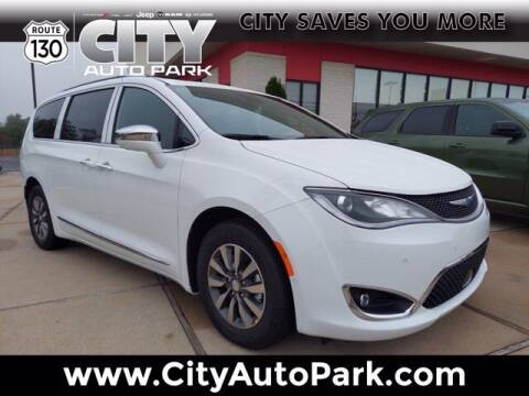 2020 Chrysler Pacifica Hybrid for sale at City Auto Park in Burlington NJ