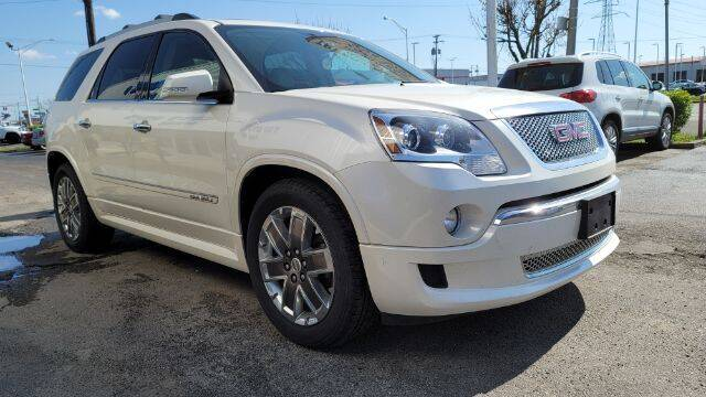 2012 GMC Acadia for sale at Tri City Auto Mart in Lexington KY