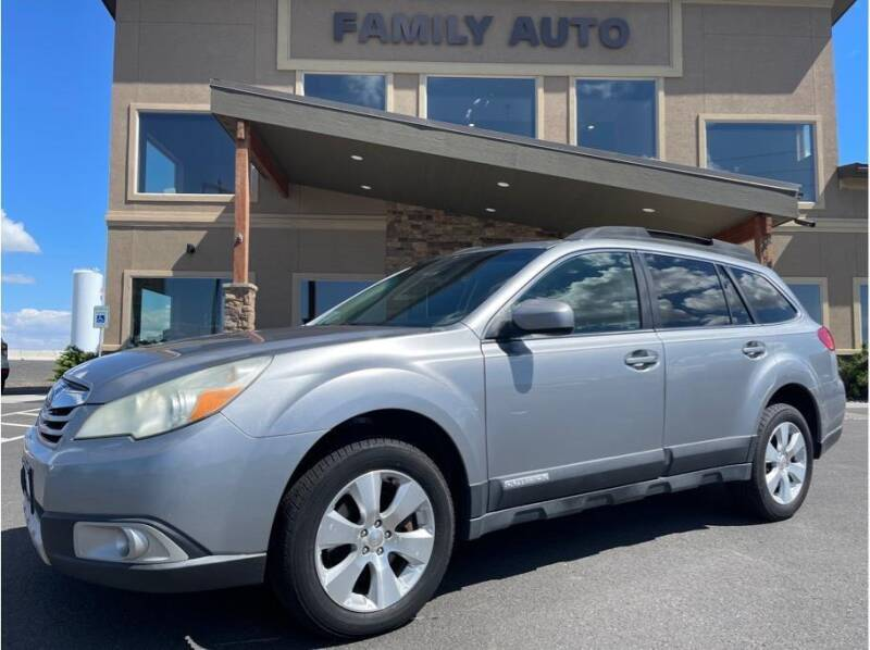 2011 Subaru Outback for sale at Moses Lake Family Auto Center in Moses Lake WA