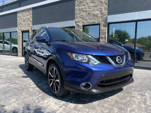 2018 Nissan Rogue Sport for sale at Berge Auto in Orem UT