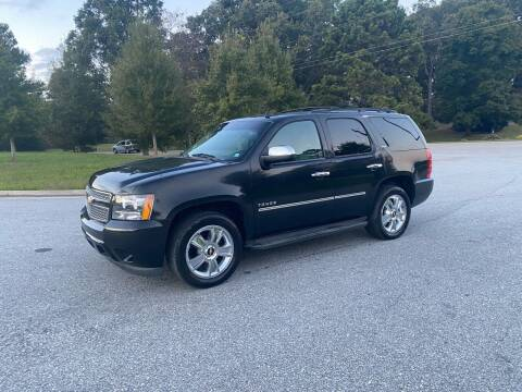 2010 Chevrolet Tahoe for sale at GTO United Auto Sales LLC in Lawrenceville GA