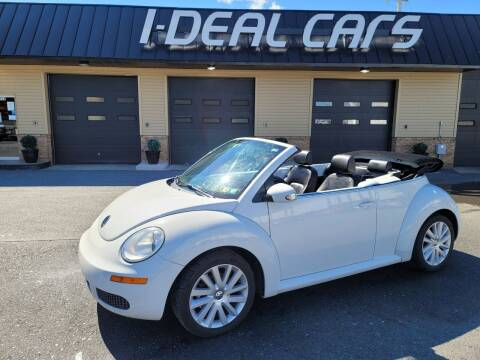 2010 Volkswagen New Beetle Convertible for sale at I-Deal Cars in Harrisburg PA