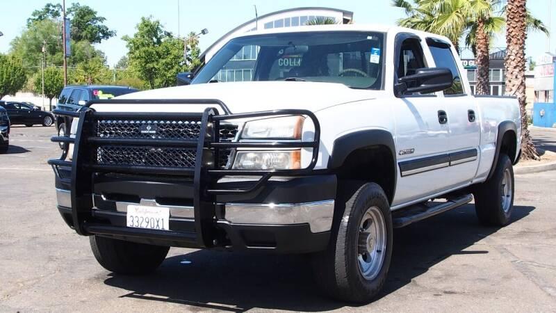 2005 Chevrolet Silverado 2500HD for sale in Sacramento, CA