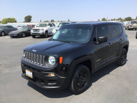 2016 Jeep Renegade for sale at My Three Sons Auto Sales in Sacramento CA