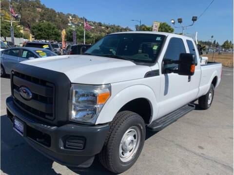 2014 Ford F-250 Super Duty for sale at AutoDeals in Hayward CA