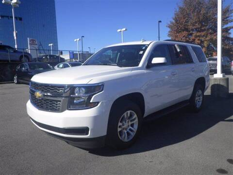 2018 Chevrolet Tahoe for sale at BEAMAN TOYOTA GMC BUICK in Nashville TN