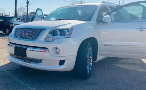 2012 GMC Acadia for sale at Autoxport in Newport News VA