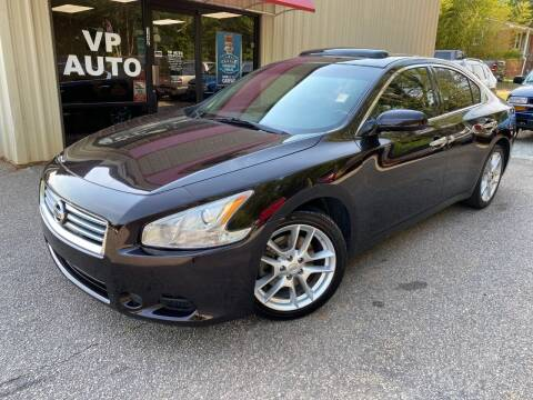 2014 Nissan Maxima for sale at VP Auto in Greenville SC