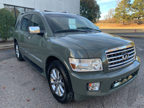 2010 Infiniti QX56 for sale at CarWay in Memphis TN