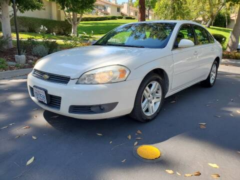 2007 Chevrolet Impala for sale at E MOTORCARS in Fullerton CA