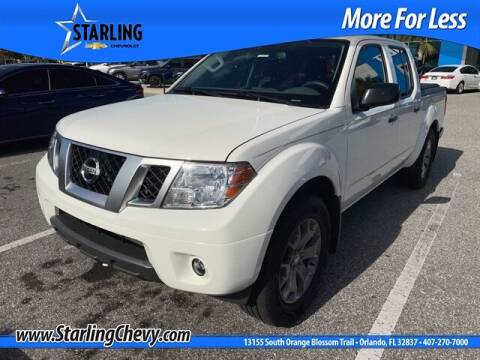 2020 Nissan Frontier for sale at Pedro @ Starling Chevrolet in Orlando FL