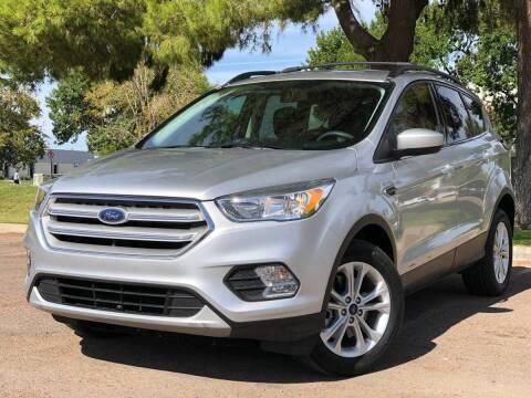 2018 Ford Escape for sale at AKOI Motors in Tempe AZ