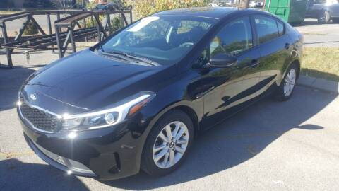 2017 Kia Forte for sale at A & A IMPORTS OF TN in Madison TN