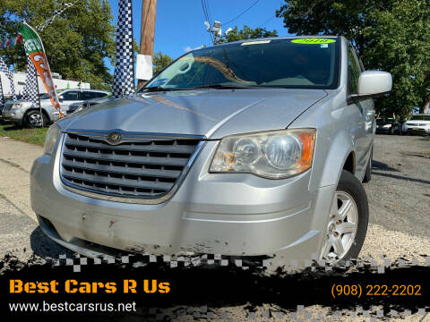 2010 Chrysler Town and Country for sale at Best Cars R Us in Plainfield NJ